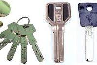 Заготовки ключей Вертикальный тип