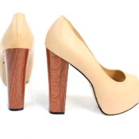 Каблуки деревянные