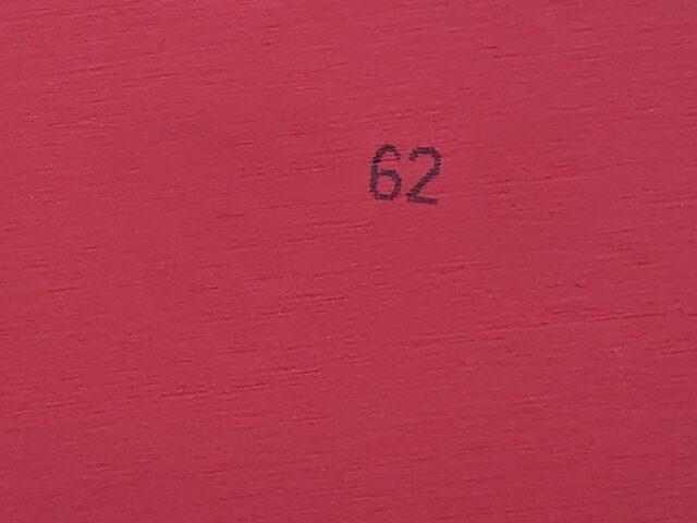62 бордовый