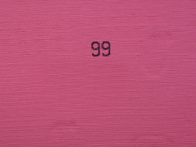 99 розовый