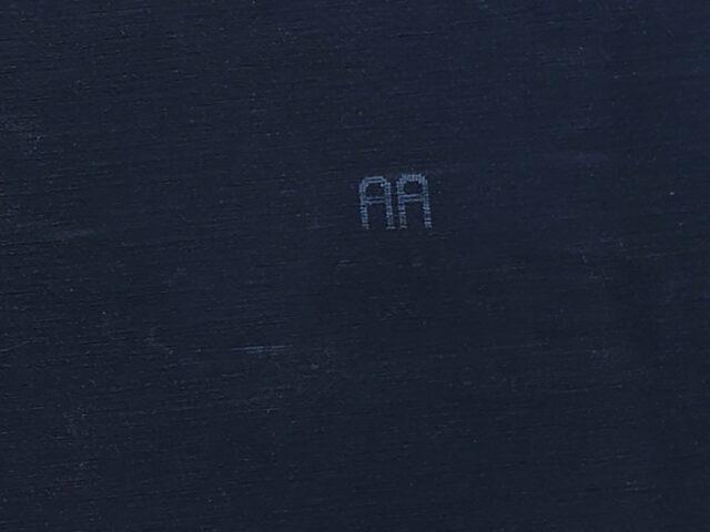 09(AA) черный